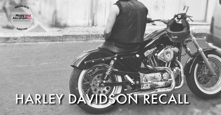 Harley-Davidson Recalls Over 57,000 Motorcycles | Hupy and Abraham, S.C.