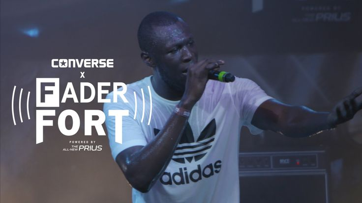 "Stormzy - ""Shut Up"" - Live at The FADER Fort Presented by Converse  #stormzy #music #worldwithoutmusic #nx7 #nex7 #miles #miles7one"