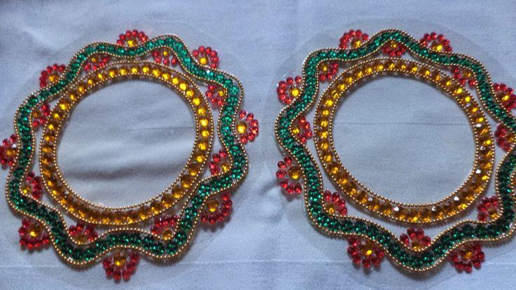 Kundan Arts': New Rangoli Designs....