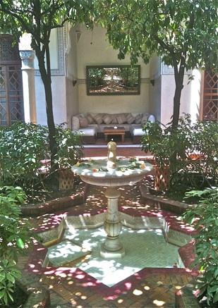 Serene Garden Room