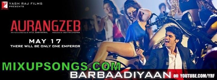 Barbadiyaan-Official-Video-Song-Aurangzeb_Mixupsongs.com