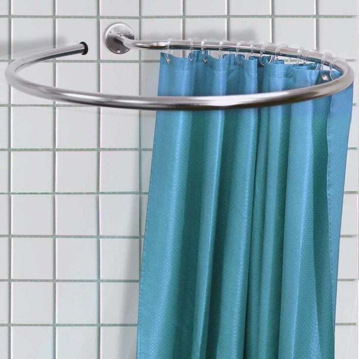 Best Shower Curtain Ring ~ http://www.lookmyhomes.com/choosing-appropriate-shower-curtain-ring/