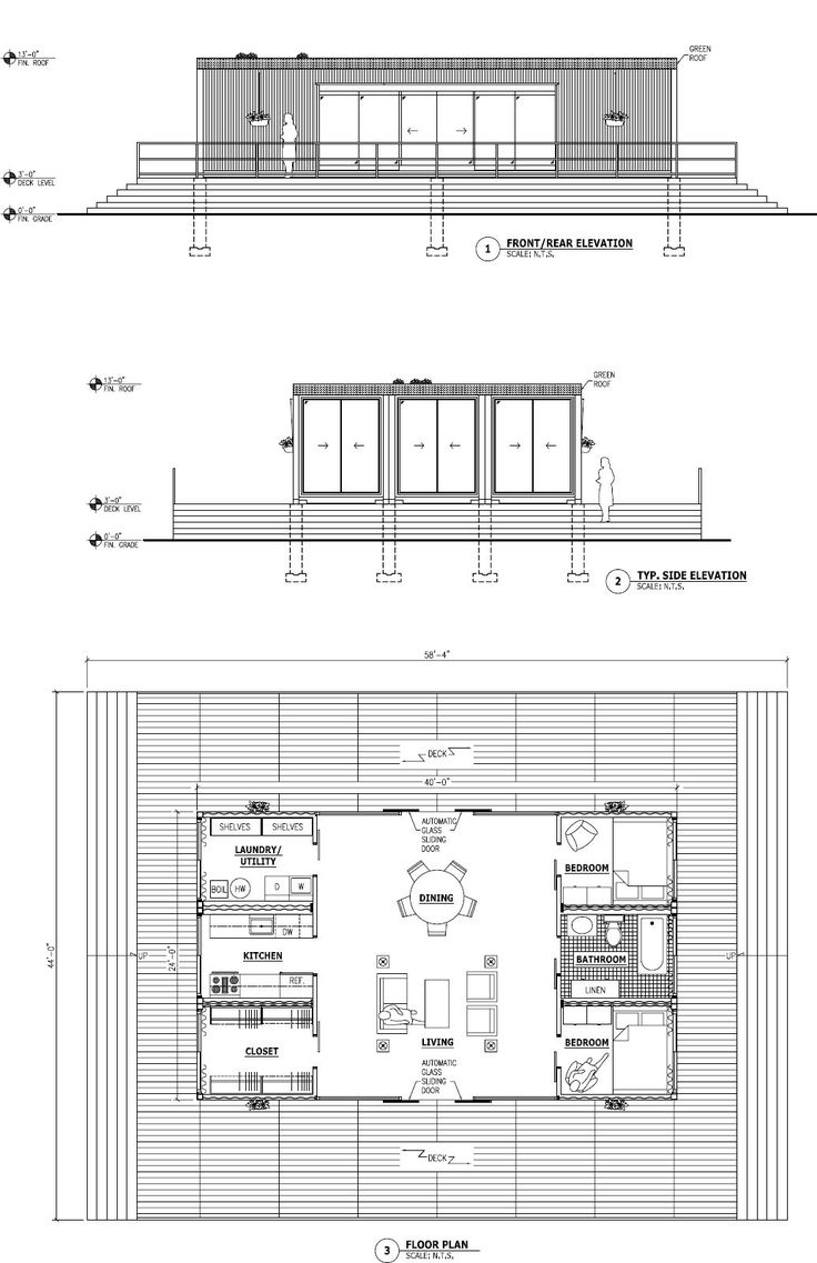 Interior design how to live in a shipping container for Italian house plans with courtyard