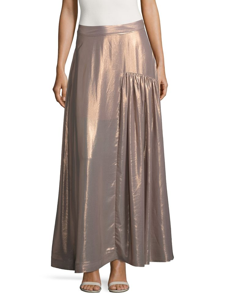 FREE PEOPLE WOMEN'S CATCH THE WIND SKIRT - CREAM/TAN, SIZE 2. #freepeople #cloth #