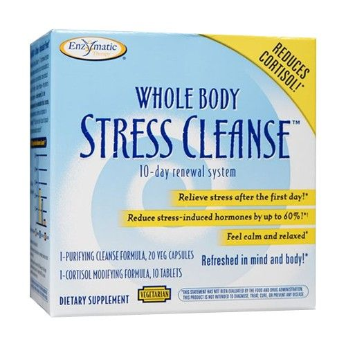 Looking to de-stress for the summer? This simple 10 day cleanse will help you protect your body against harmful, and unavoidable, environmental toxins. This supplement helps the body cleansing process through a ten-day program, during which the body is rapidly but gently detoxified by its cleansing ingredients, which consist of cleansing botanicals, milk thistle and magnesium hydroxide.