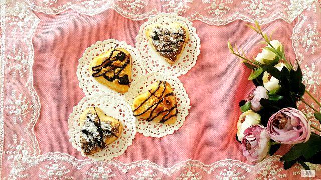 Kalpli kurabiye yapılışı-Sevgililer gününe özel