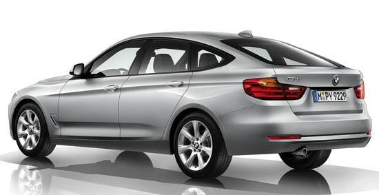 BMW Série 3 GT 2014
