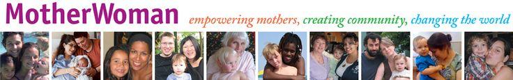 MotherWoman Perinatal Support Group Model