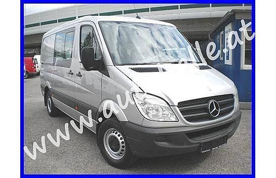 Mercedes-Benz Sprinter DK 315 CDI 3,5t / 3.665 mm, 18.990 EUR, 158.000 km, auto Gebrauchtwagen, Diesel, Kastenwagen,