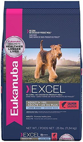 EUKANUBA Excel Adult Large Breed Dog Food With Salmon 25 Pounds * Check out this great product.