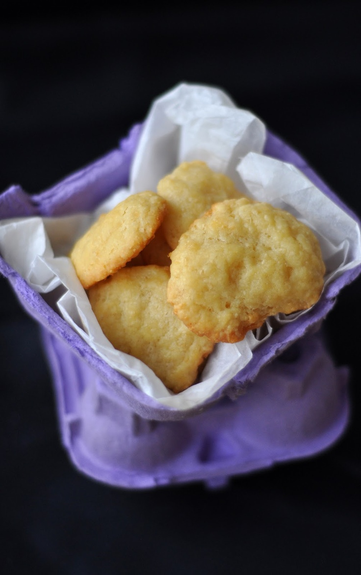 Szuper sajtos keksz | Csak a Puffin ad Neked erőt
