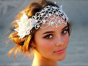 Очарование романтики. Невеста в стиле бохо: с головы до пят. Ярмарка Мастеров - ручная работа, handmade.