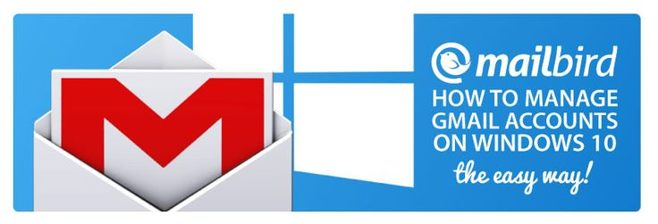 Now you can....it's still the best email client for Gmail users on Windows.  https://www.getmailbird.com/the-best-app-for-your-gmail-account-on-windows-10/