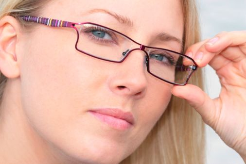 stylish frames for spectacles  A Cool Collection of Eyeglass Frames For Women With Round Faces ...