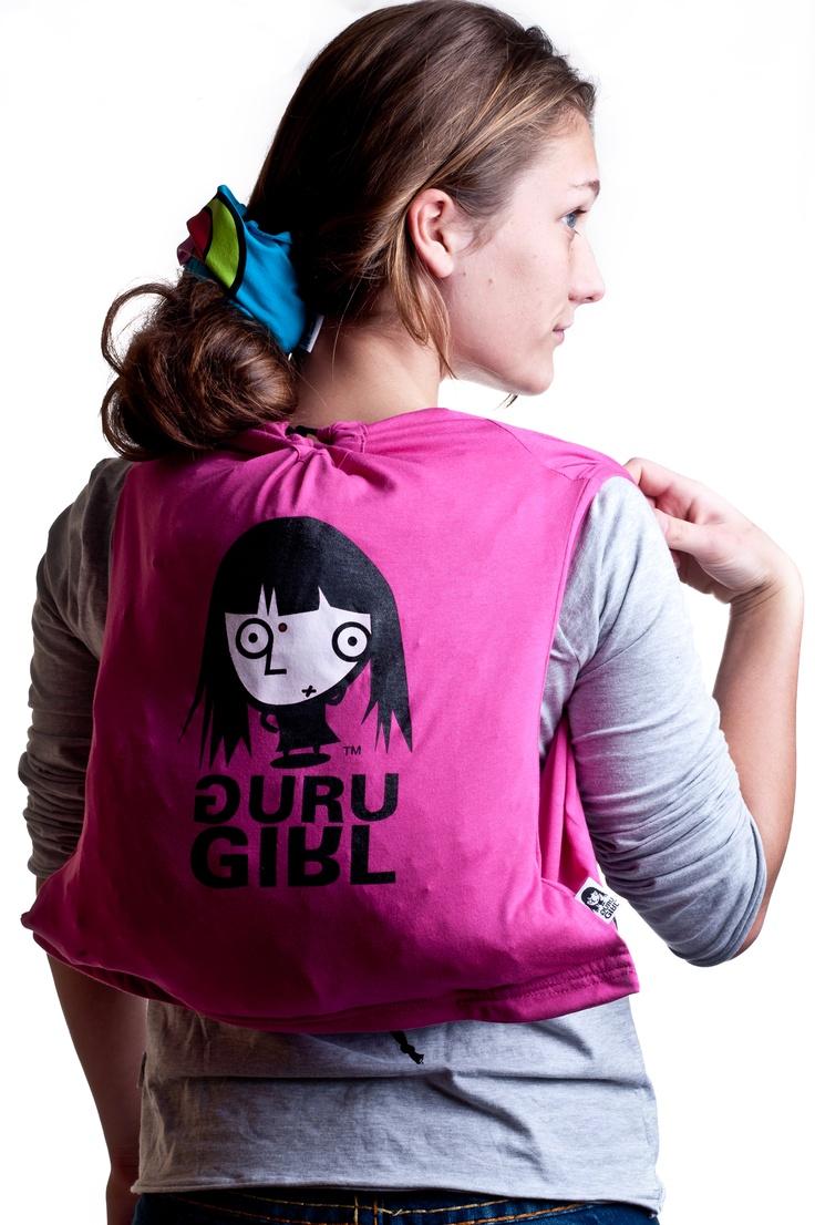 upcycled backpacks ... www.gurugirl.co.za