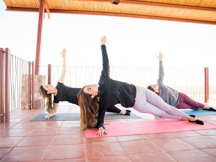 3 Übungen bei Rückenschmerzen, die nicht verhandelbar sind..
