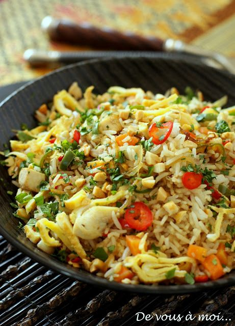 Ça me manque !!! #NasiGoreng #indonesiantypicalfood