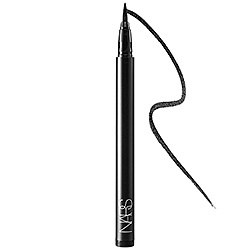 The NARS Eyeliner Stylo is ah-mahzing. It's the most user friendly mistake-proof eyeliner pen I've ever used and it lets you do a subtle daytime cat eye or a full on Winehouse.  #sephora #nars