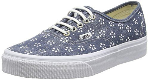 Vans Authentic Webbing Navy Shoe 85 ** You can find out more details at the link of the image.(This is an Amazon affiliate link and I receive a commission for the sales)