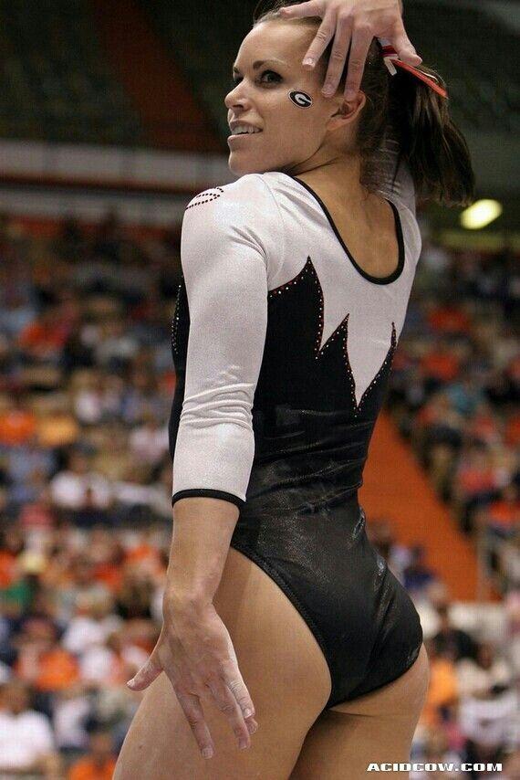 Hot university of georgia girls gymnastics