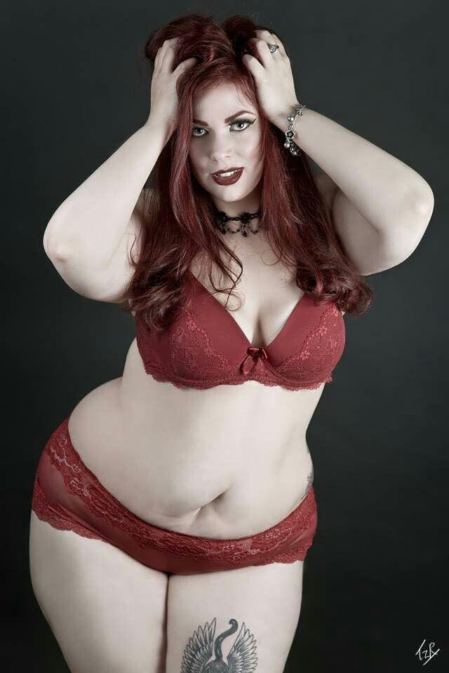 bbw redhead Dabre