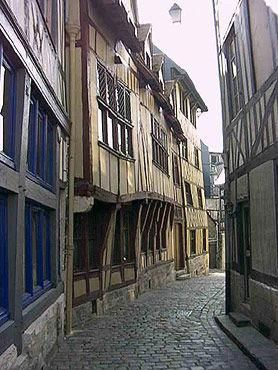 rouen france next to the church the same style roof sweeps away rh pinterest com
