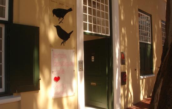 Birds Cafe | Bree Street, Cape Town