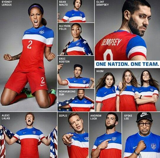 US soccer team  bfada352c