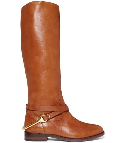 Jenny Tall Shaft Pull-On Riding Boots