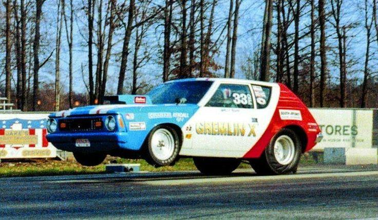 Amc gremlin x drag car amc gremlin drag racing cars