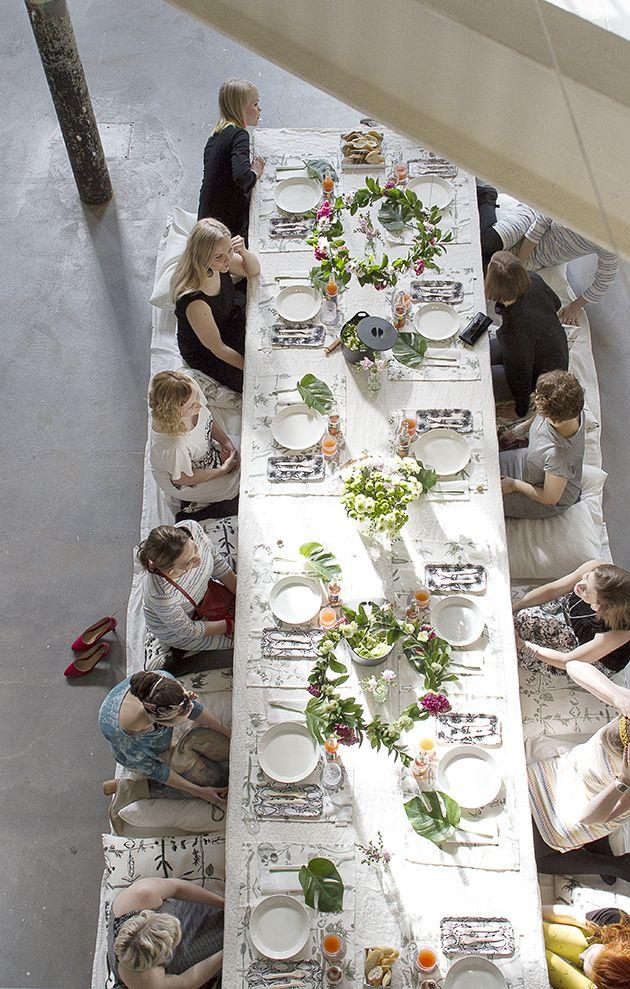 Summer party & photoshoot by Weecos #weecos #designpalet #raikastamo #saanajaolli #sustainable #design