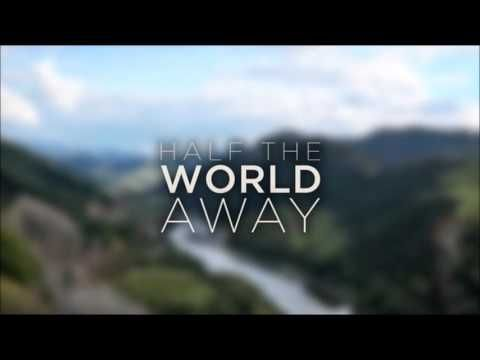 Half The World Away (cover) - YouTube