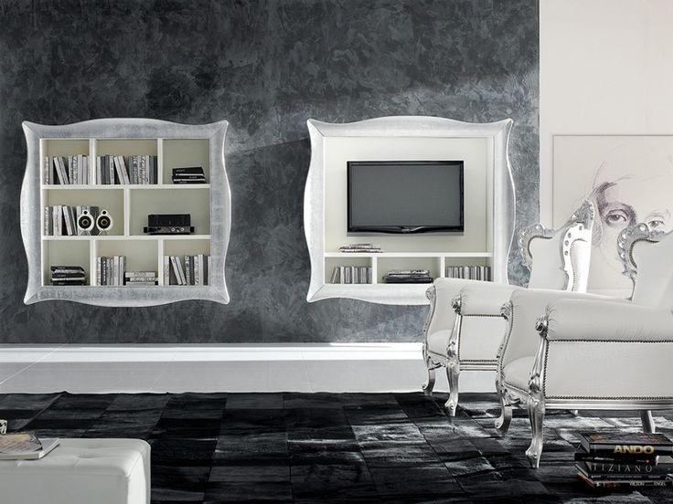 Oltre 25 fantastiche idee su Cornici tv su Pinterest   Cornice tv ...