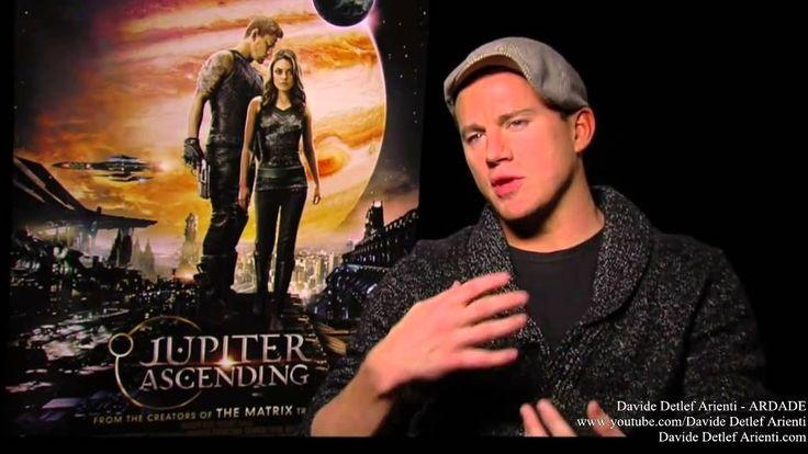Jupiter Ascending Interview Channing Tatum 2015 - Mila Kunis part 4