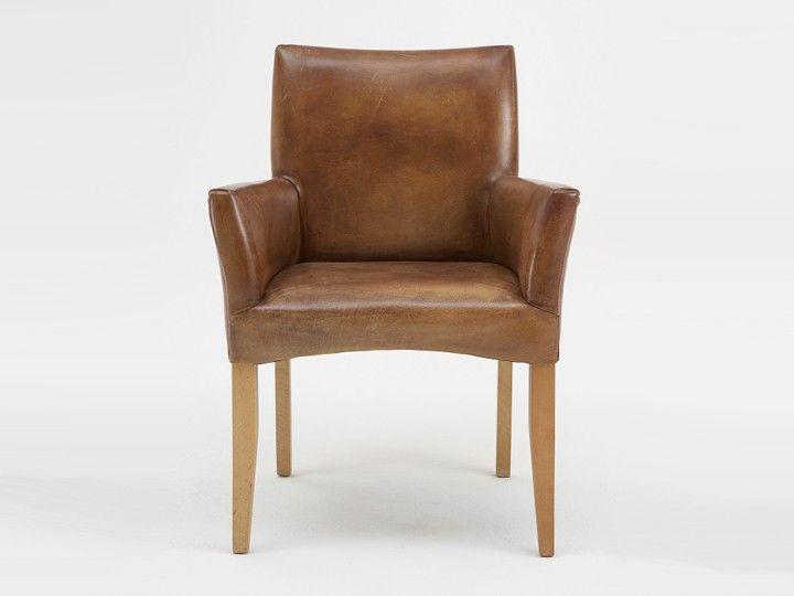 Kent Esszimmerstuhl Mit Armlehnen 2er Set Eiche Leder High End Qualitat Von Bodahl Klassisch Aber Modern Der Lederstuhl Kent V Armlehnen Lederstuhle Stuhle