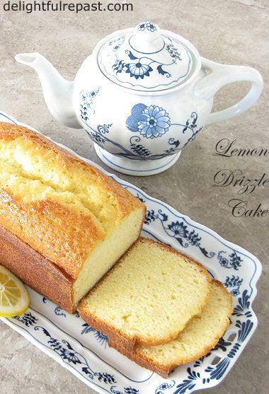 Lemon Drizzle Cake - The Best Lemon Loaf Cake / www.delightfulrepast.com
