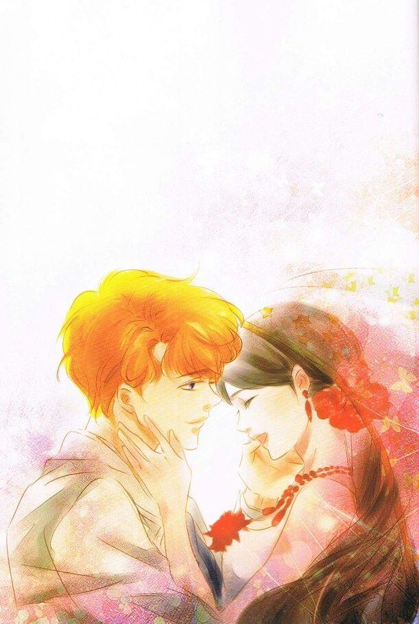 Rei and Jadeite wedding by Momoko