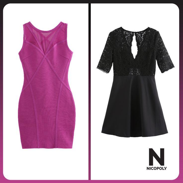Elige el tipo de vestido que más te acomode en Nicopoly