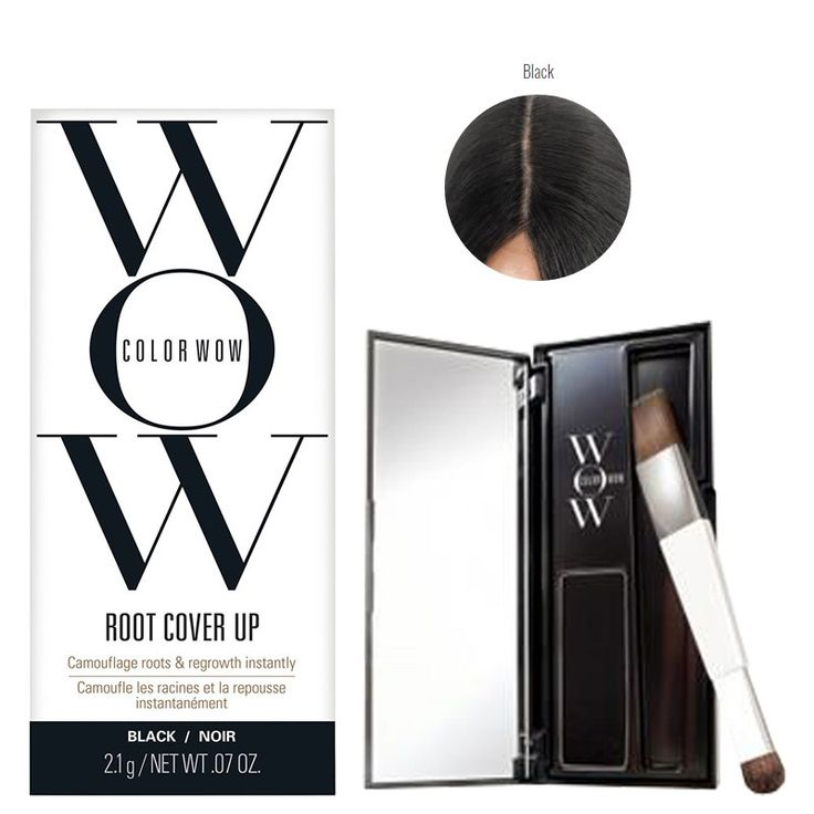 Color WOW Root Cover-Up Black - .7oz