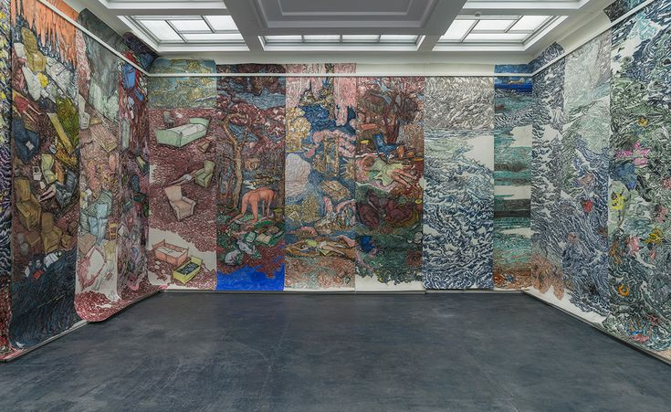 Smut, gore (and more): Vanessa Baird wins the 2015 Lorck Schive Art Prize | Art | Wallpaper* Magazine