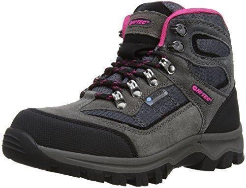 Oferta: 43.8€ Dto: -2%. Comprar Ofertas de Hitachi Hillside Wp Womens - Botas de montaña, color Grey/Hot Pink, talla 40 barato. ¡Mira las ofertas!