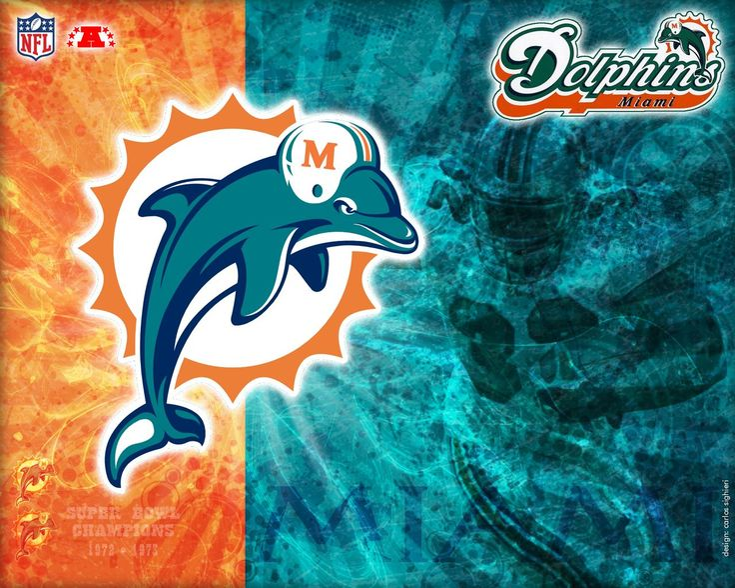 Miami Dolphins HD Wallpaper