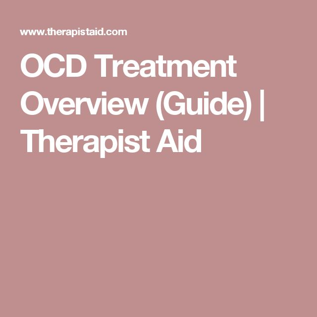 ocd treatment Obsessive-compulsive disorder (ocd) is an anxiety disorder and is characterized by recurrent, unwanted thoughts (obsessions) and/or repetitive behaviors (compulsions.