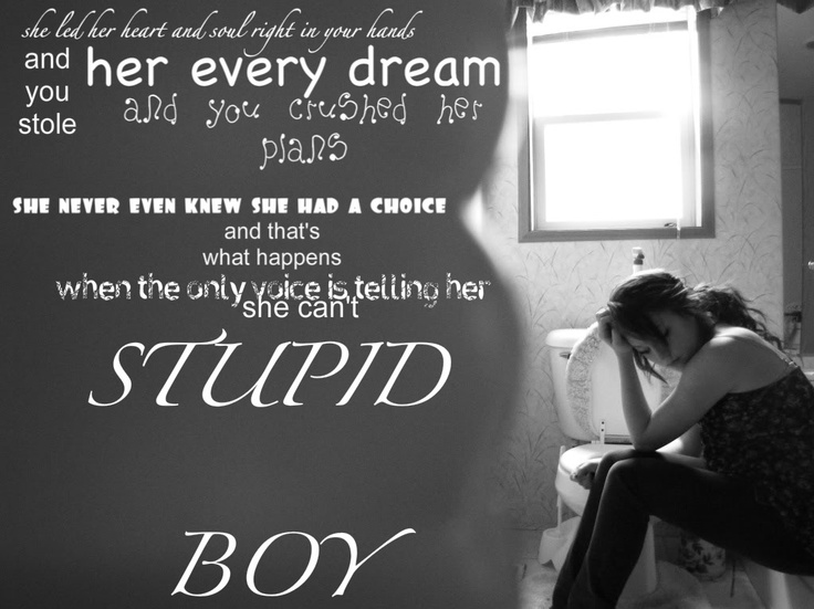 Quotes About Stupid Boys. QuotesGram