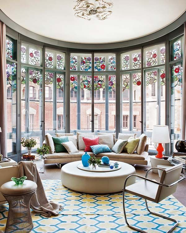 El Palauet Living Barcelona   luxury Barcelona boutique hotel   Sigh 85 best Inspiring Modern Living Rooms images on Pinterest   Modern  . Round Living Room Design. Home Design Ideas