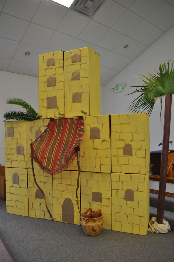 427 best Bible: VBS Decorations and Ideas images on Pinterest ...