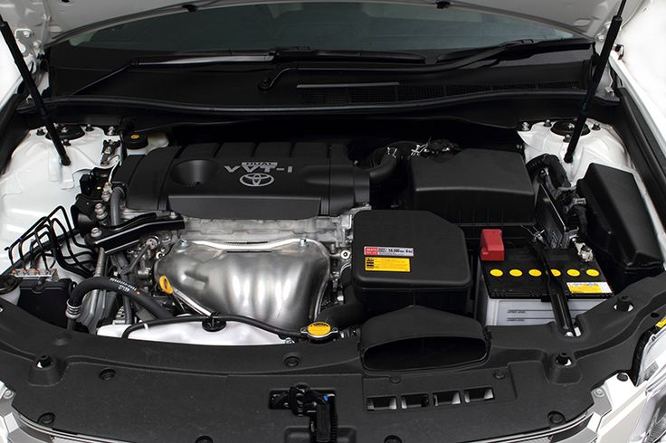 ALL NEW CAMRY 2.5 V - Engine