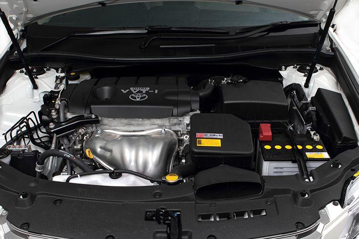 ALL NEW CAMRY 2.5 V - Engine
