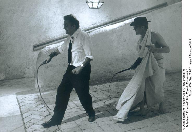 """Homo Ludens: Federico Fellini /  """"Ik ben een leugenaar, maar wel een oprechte"""""""