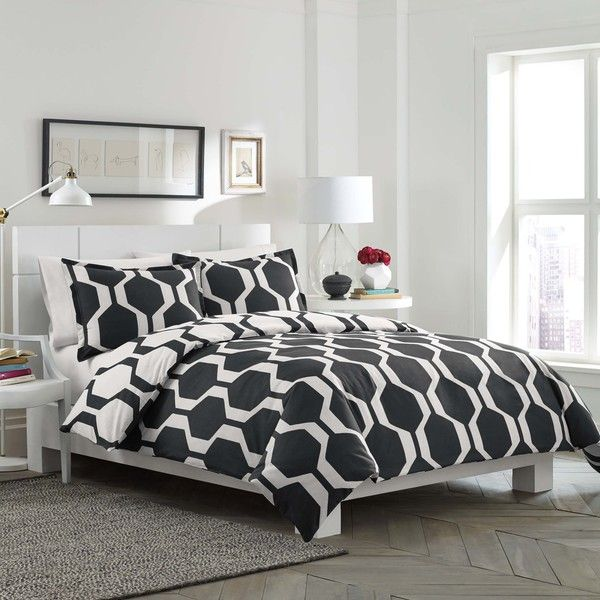city scene obsidian reversible cotton 3piece duvet cover set overstock shopping